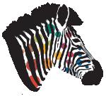 Puntikata Zebra