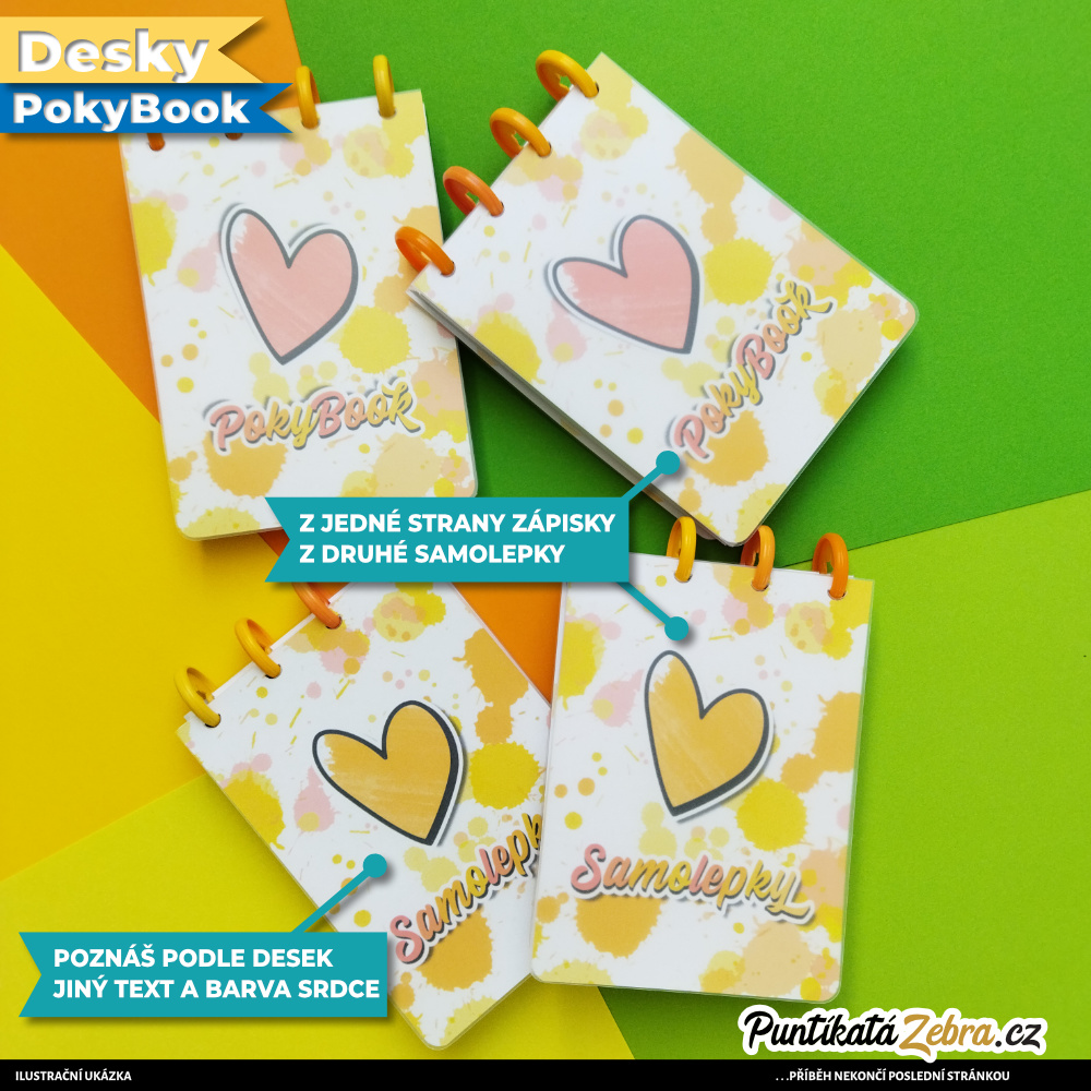 Desky PokyBook