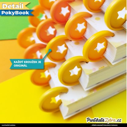Detail krouzky pokybook